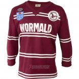 Maglia Manly Warringah Sea Eagles Rugby 1987 Retro