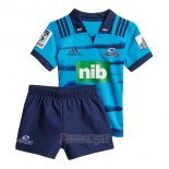 Maglia Bambini Kit Blues Rugby 2018 Home