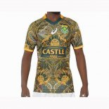 Maglia Sud Africa Rugby Madiaba100 Commemorativo