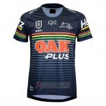 Maglia Penrith Panthers Rugby 2019-2020 Home
