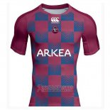 Maglia Bordeaux Rugby 2018-2019 Rosso