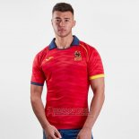 Maglia Spagna Rugby 2019-2020 Rosso
