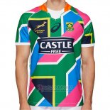 Maglia Sud Africa Springbok 7s Rugby 2020 Away