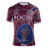 Maglia Manly Warringah Sea Eagles Rugby 2020-2021 Commemorativo
