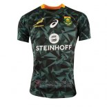 Maglia Sud Africa 7s Rugby 2018-2019 Home