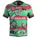 WH Maglia South Sydney Rabbitohs Rugby 2019 Indigeno