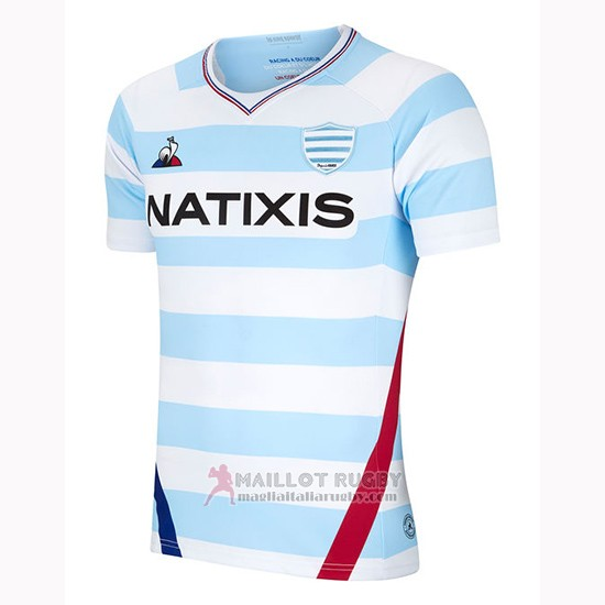 Maglia Racing 92 Rugby 2018-2019 Home